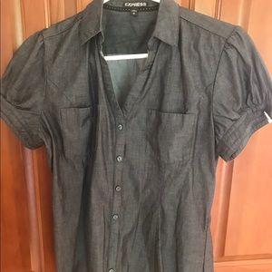 Express Cap Sleeve Shirt